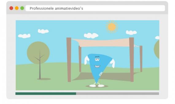animatievideo laten maken scherm